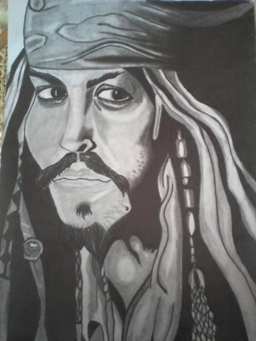 Johnny Depp by vanessa17708